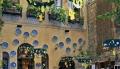 Im Cafe Beit Sissi von Aleppo