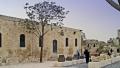in der Zitadelle von Aleppo