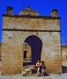 Aserbaidschan. Apscheron - Tempel der Feueranbeter, Ateschgach