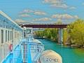 Auf dem Wolga-Don-Kanal