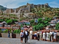 Georgien 1989, Tiflis, Festung Sarikala und Altstadt
