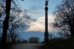 Potsdam, Park Babelsberg, Siegessäule