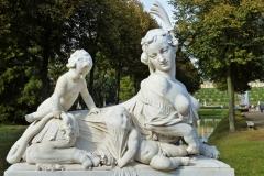 Potsdam, Sanssouci, Sphinge