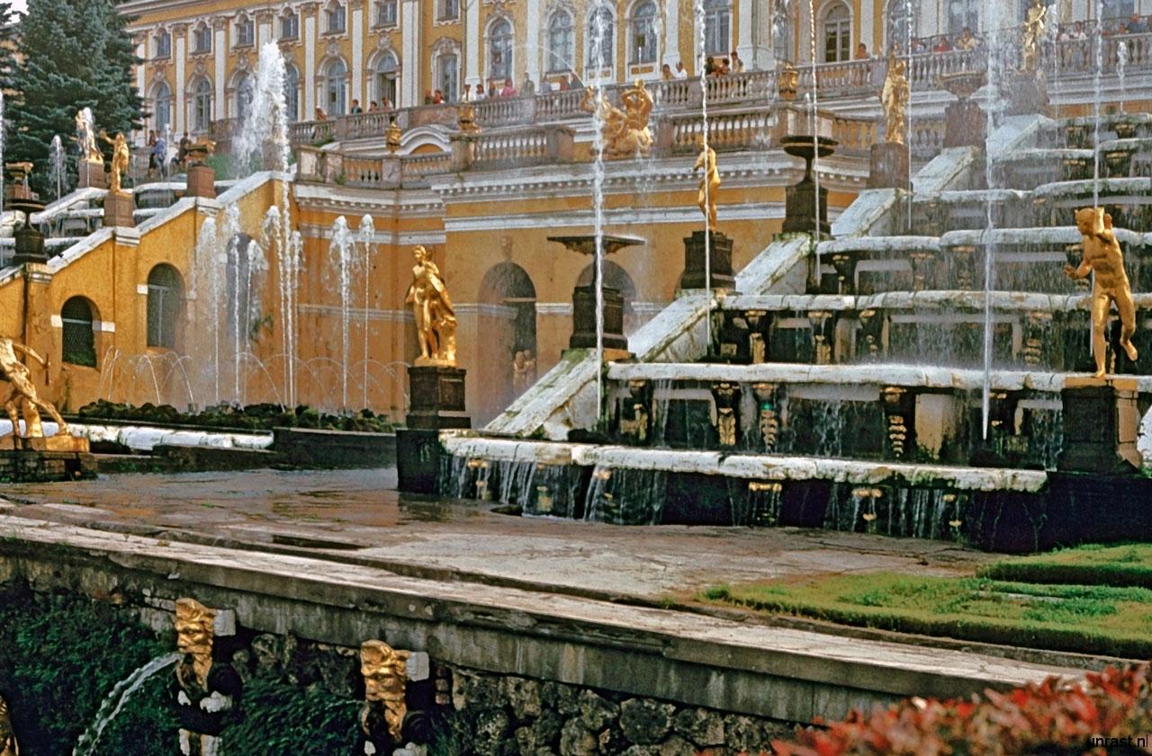 Leningrad/Peterhof 1985