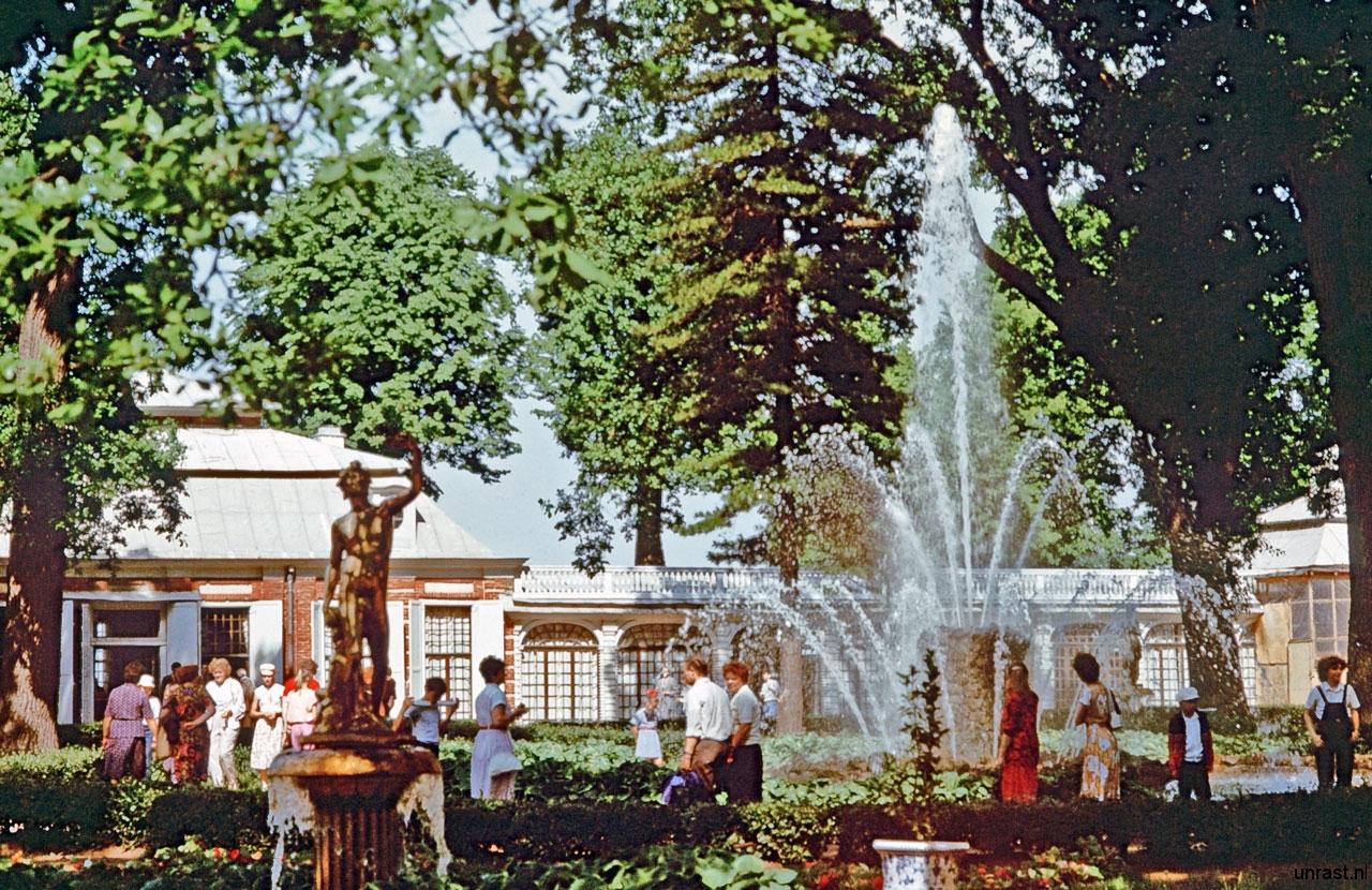 Leningrad/Peterhof 1988