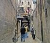 In den Gassen der Altstadt von Aleppo