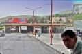 Am syrisch/türkischen Grenzübergang Bab Al Hawa