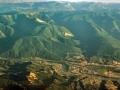 Georgien 1989, Anflug auf Tiflis