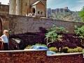 Georgien 1989, Tiflis, Metechi-Kirche und Festung Narikala