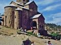 Georgien 1989, Tiflis, Metechi-Kirche