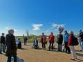 Auf dem Höhenweg von Glindow nach Plessow